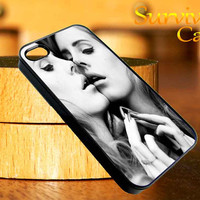 Lana Del Rey Mirror iPhone 4 4S iPhone 5 5S 5C and Samsung Galaxy S3 S4 Case