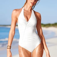 Pintuck One-piece - Secret by Victoria's Secret Swim - Victoria's Secret