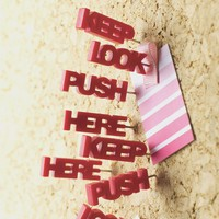 Tell Tale Push Pins - $9