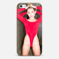 Red miley | Design your own iPhonecase and Samsungcase using Instagram photos at Casetagram.com | Free Shipping Worldwide✈