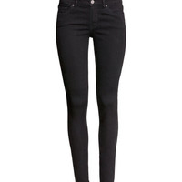 Stretch trousers - from H&M