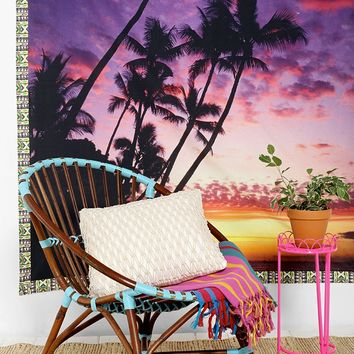 Plum & Bow Palm Tree Tapestry - Urban Outfitters