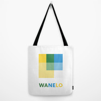 Wanelo Tote Bag by BeautifulHomes | Society6