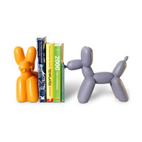 Clowning Around Bookend in Orange