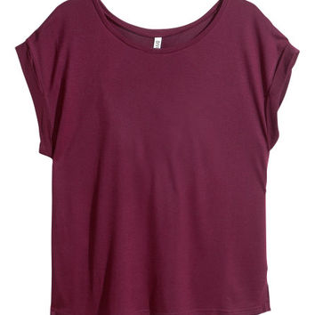 Basic top - from H&M