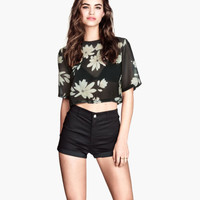 H&M Cropped Top $14.95