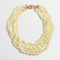 Factory multistrand pearl necklace - Necklaces - FactoryWomen's Jewelry - J.Crew Factory