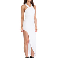 Riller & Fount Tengo Dress in White