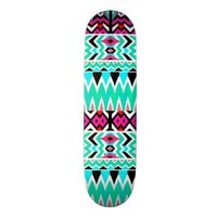 Mix #567 - Tribal Designer Skateboard