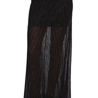 LA Hearts Textured Knit Full Maxi Skirt at PacSun.com