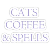 Cats, Coffee & Spells
