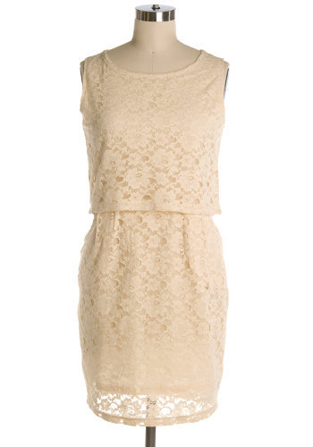 The Audrey Dress in Ivory - Dress911