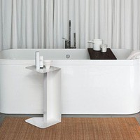 KOS Geo free standing | Ludovica + Roberto Palomba | free standing bath tubs at Stylepark