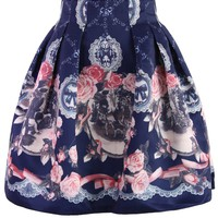 Rose Garden Bud Skirt