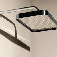 Zucchetti Shower head square | Ludovica + Roberto Palomba | shower heads at Stylepark