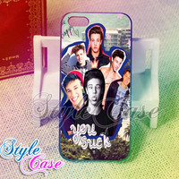 Cameron Dallas You -  for case iPhone 4/4s/5/5c/5s-Samsung Galaxy S2 i9100/S3/S4/Note 3-iPod 2/4/5-Htc one-Htc One X-BB Z10