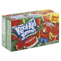 Kool-Aid Jammers Watermelon Juice Drinks 10 pk