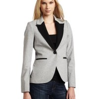 Dept Denim Department Women's Glam Chic Sweat Blazer