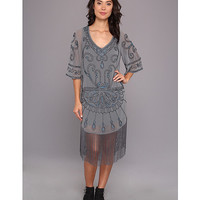 Free People Livin The Fringe Life Dress