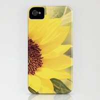 Sunflower II iPhone Case by RDelean | Society6