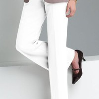 Jessica London Plus Size Nassau Bootcut Pants