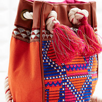 Hipanema Bagoo Bag in Orange - Urban Outfitters