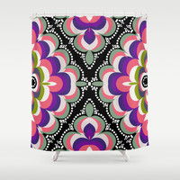 Bolly Groove Shower Curtain by Webgrrl | Society6