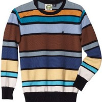Volcom Boys 8-20 Wiley Slim Fit Crew Neck Youth Sweater