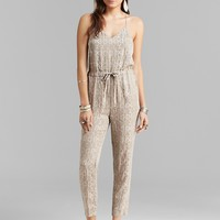 Free People Romper - Sunset