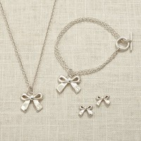 Bow Icon Jewelry