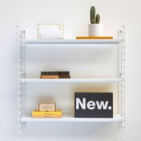 MONOQI | Book Shelf - White
