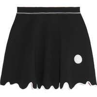 KENZO | Stretch-neoprene mini skirt | NET-A-PORTER.COM