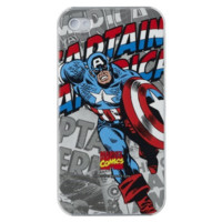 "Marvel ""Captain America"" Retro iPhone 4 Case"