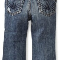 7 For All Mankind Baby-Girls Infant A-Pocket Pant