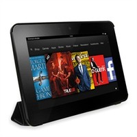"Hybrid Stand Case + Wake/Sleep for Kindle Fire HD 8.9"" (Black)"