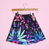 Pot Leaf Skirt