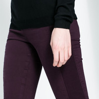 JEGGING WITH SIDE STRIPE
