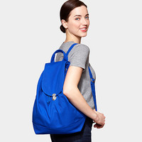 Royal Blue Canvas Backpack | MoMA