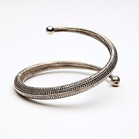 Steel Tribal Armlet