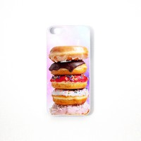 Donut Stack iPhone Case 5/5S 5C 4S/4