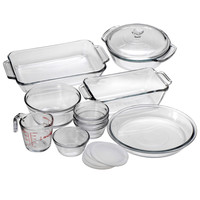 Anchor Hocking 15-piece Bake Set
