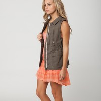 O'Neill AMANDA VEST from Official US O'Neill Store