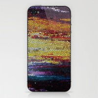 Sunset in California iPhone &amp; iPod Skin by Catherine Holcombe | Society6