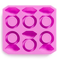 Kikkerland Design 'Diamond Ring' Silicone Ice Tray | Nordstrom