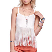 LA Hearts Fringe Tank at PacSun.com