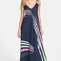 French Connection 'Rainbow' Jersey Maxi Dress | Nordstrom
