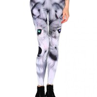Spirit Wolf Leggings