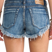 One Teaspoon Bonitas Cut Offs in Cobain
