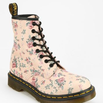 Dr. Martens 1460 Vintage Rose 8-Eye Boot - Urban Outfitters