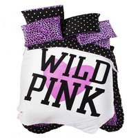 Wild Pink Bedding Set